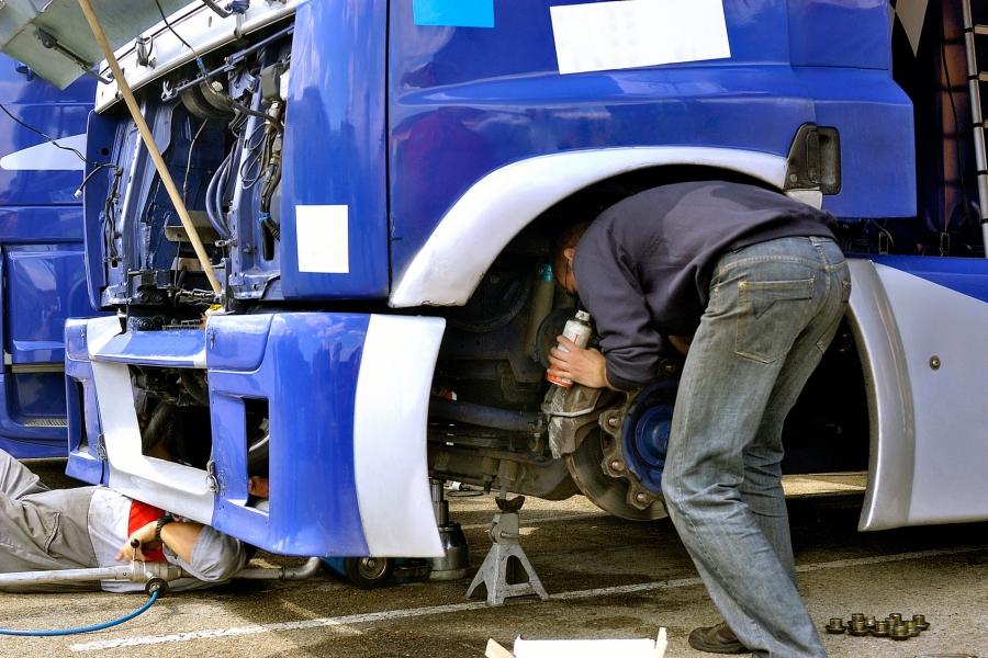 Serwis Jan Zaręba, naprawy ciężarówek